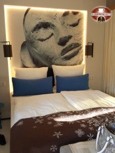 Hotelzimmer #room #hotel #interior #visitinnsbruck Innsbruck, Inspiration, Bed, Furniture, Home Decor, Hotel Bedrooms, Refurbishment, Biblical Inspiration, Decoration Home