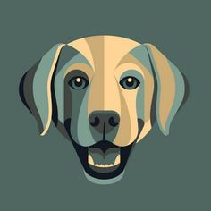 For Dog Lovers: Minimalist, Expressive Illustrations Of Your Favorite Dog Breeds - Particle News