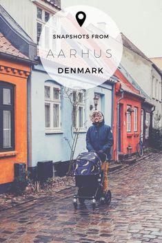 Snapshots From Aarhus, Denmark