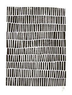 similar to linocut print - geometric pattern - black block print mid century modern poster on Etsy - GEOMETRIC PRINT (in black) This original, geometric hand drawn linoleum print was printed in black -Items similar to linocut print - geometric p. Geometric Patterns, Graphic Patterns, Textures Patterns, Fabric Patterns, Print Patterns, Geometric Prints, Organic Patterns, Modern Patterns, Graphic Design