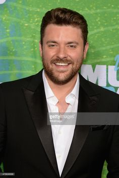 Chris Young attends the 2015 CMT Music awards at the Bridgestone Arena on June 10, 2015 in Nashville, Tennessee.