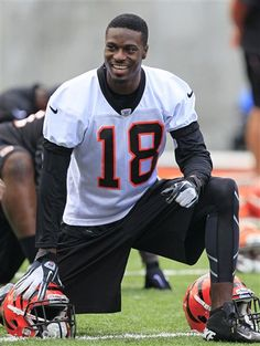 Tight End Tuesday - AJ Green