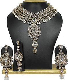 Bollywood Style Traditional White Pearls Latest Designer ... https://www.amazon.com/dp/B01LZOTWH7/ref=cm_sw_r_pi_dp_x_40jbyb0AM2Q0M
