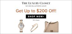 Luxury Closet, Gold Watch, Shop Now, Buy And Sell, How To Apply, Rose Gold, Accessories, Shopping, Jewelry Accessories