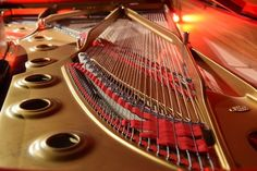 Where Its Made: A Steinway Grand Piano