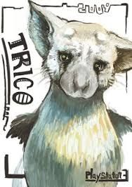 Image result for trico the last guardian