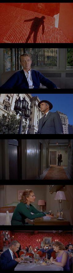 Zawrót głowy / Vertigo (1958) #AlfredHitchcock