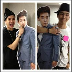 Never letting us down.... Jackson Wang !! XD.... LOVE U GUYS !! JB
