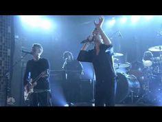 "Depeche Mode ""Where's the Revolution"" Jimmy Fallon- 01.03.2017."