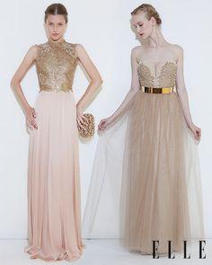 A estilista Patricia Bonaldi cria os vestidos de festa que todas querem usar.   foto: DIVULGAÇÃO
