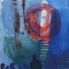 Deolinda Fonseca Successions - 145)20 2014 Oil x Canvas 50 cm x 50 cm  #DeolindaFonseca #Art #Follow #SaoMamede #Gallery #exhibition #artwork