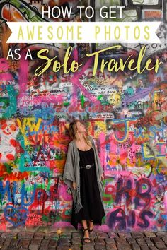 Struggling to master the art of the selfie? Never fear, solo traveler! You can get some amazing photos when you are traveling alone. Whether you are an early selfie stick adapter or are a total photography newbie, you can get a drool-worthy Instagram.