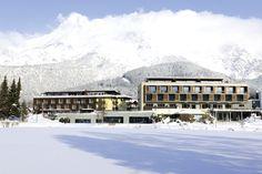 Wellness Hotel Salzburg, Spa Hotel, Skiing, Snow, Mansions, Luxury, House Styles, Winter, Outdoor