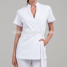 Price increase announcement letter to client letter for Spa uniform alibaba