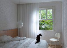 Alan Chu renovates São Paulo apartment with ceramic blocks