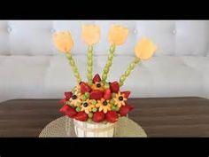 ensalada de frutas artisticas - Bing images