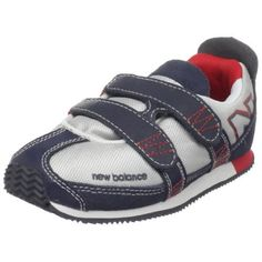 New Balance 90 H Fashion Sneaker (Infant/Toddler),Silver/Navy-SN,2 W US Infant New Balance, http://www.amazon.com/dp/B003U4VCB4/ref=cm_sw_r_pi_dp_K-slrb0TWASEX