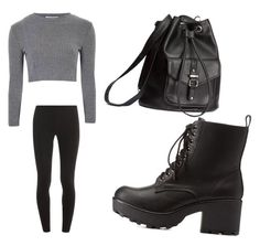 """""""Untitled #294"""" by sophia-solzbacher on Polyvore featuring Charlotte Russe, Glamorous, Splendid and H&M"""