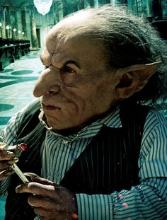 Griphook (Harry Potter and the Philosopher's Stone)