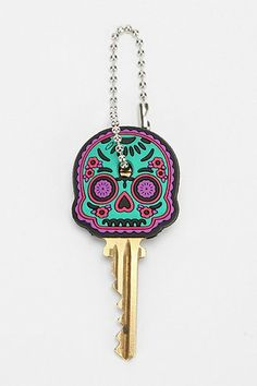 Suger Skull Keycap.