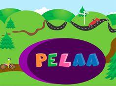 Liikenneturva julkaisee Metropolia-ammattikorkeakoulun opiskelijoiden kanssa toteutetut pelit. Pelit ovat valmistuneet oppilaitosyhteistyönä syksyllä 2013. Ipad, Games, Logos, Logo, A Logo, Plays, Game, Spelling, Gaming