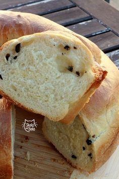 pane caprino e olive