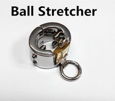 Cock Scrotum Ball Ring Scrotal Charm  Stretching Device Sex Gadgets Gear for Men Adult Sex Products Pleasure Toys