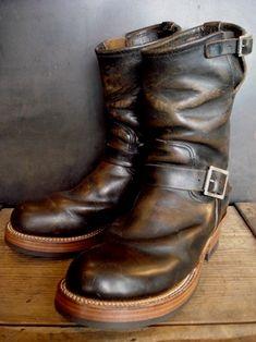 REDWING 2268 Birtrite half Sole + Cat'sPaw heels | BRASS BLOG