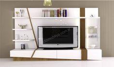 Tv Unit Interior Design, Tv Unit Furniture Design, Interior Design Living Room, Lcd Wall Design, Lcd Unit Design, Modern Tv Wall Units, Modern Tv Cabinet, Tv Wall Cabinets, Tv Cabinet Design