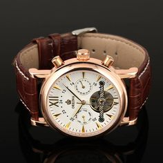 Men are prisoners of Time. We love to be shackled to the mechanical wristwatch. It relies on you as much as you rely on it. Matt Arend Automatic Chronomaster MA308 http://mattarend.co.za/products/ma-308-martinique 799 Rand