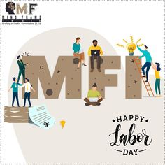 Saluting the work force to stay positive while working from home. Labour Day, Staying Positive, Mumbai, Special Day, Productivity, Advertising, Family Guy, Branding, Positivity
