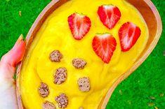 10 sunne varianter av bananis   Sunn snacks   EXTRA Nice Cream, Watermelon, Mango, Slik, Pudding, Snacks, Fruit, Desserts, Food