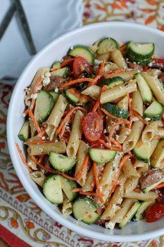Garden Pasta Salad w