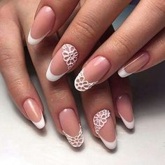 ✨ #weddingnails follow @its about dang time for more wedding pins #nailartdesigns