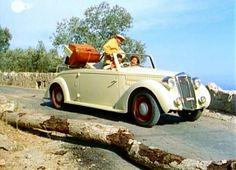 1937 Lancia Aprilia Cabriolet