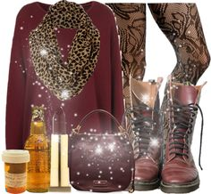 """October 14, 2O12"" by xoxo-beverly ❤ liked on Polyvore"