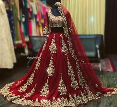 May 2020 - Embroidered red georgette Lehenga choli dupatta party wear wedding wear bridal lengha blouse indian dress lengaha choli custom stiched dress Asian Bridal Dresses, Pakistani Wedding Outfits, Indian Bridal Outfits, Pakistani Bridal Wear, Indian Bridal Lehenga, Pakistani Wedding Dresses, Red Wedding Lehenga, Punjabi Wedding, Bridal Lenghas