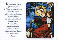 Je vous salue, Marie : une longue histoire