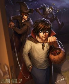 Death Note Halloween