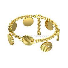 Edelstahl Armband fur Damen Swarovski Kristall http://www.hulpfjewelry.com/de/Edelstahlschmuck_Produktegallerie.php