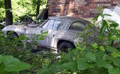 forgotten barns | Wasting Away: 1963 Corvette Split Window Coupe