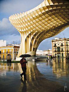 Las Setas - La encarnación. Sevilla.