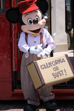 Mickey Mouse Disneyland Disney