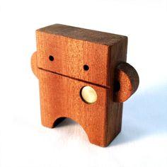 Little Wood Fellow by Scott Pollard