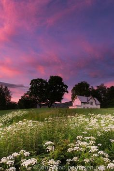 Summer night in Norway...... #Relax more with healing sounds: