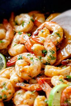Asian Sweet Chili Shrimp (grill or stovetop) - Powered by @ultimaterecipe