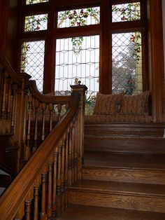 Paula Grace Designs: At Home with Barry Dixon ~ Upstairs