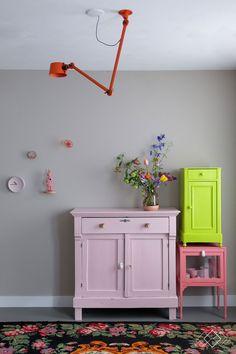 Bekijk de makeover van Jessica en Fleur (blog: Prchtg) met de kleuren uit het trendpalet Shared Individualism