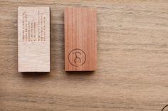 Wood on wood...