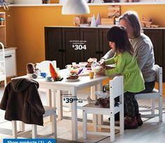 SUNDVIK Children 39 S Table White The O 39 Jays Children And